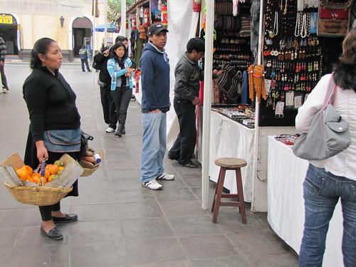 Calles de Lima Foto 2