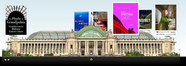 Grand Palais Site