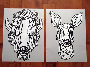 380 Art On Printing Plates