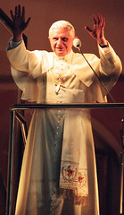 Pope Benedict XVI in Poland 2006