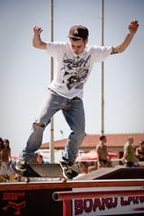 Skater @ Boardland (Square Pouf) Tags: nikon d70 contest sigma skaters skate skateboard sk8 viareggio 50150 boardland