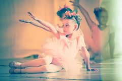 Little ballerina 5 (Mr.PartyHut ) Tags: colorphotoaward