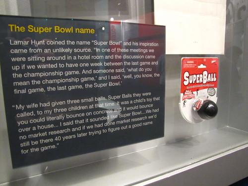 Super Bowl / Super Ball