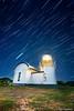 Port Macquarie Lighthouse (-yury-) Tags: longexposure lighthouse night star trails australia nsw portmacquarie tackingpoint portmacquarielighthouse