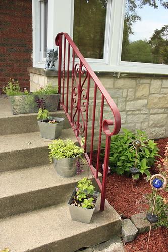 Summer Step Garden