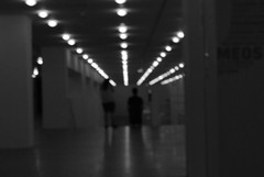 I went to see Art but lost myself with People #10 (Tiago Silvestre - Photography) Tags: shadow people bw woman white man black blur art portugal museum dark nikon couple museu shadows contemporaryart modernart lisboa lisbon blurred pb bn ccb berardo d60 nikond60 modernandcontemporaryart berardomuseum berardomuseummodernandcontemporaryart