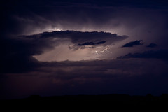 (jonmartin ()) Tags: sky usa cloud nature ecology weather night clouds america dark us scenery montana skies unitedstates dusk horizon unitedstatesofamerica northamerica environment lightning activity environmentalism cloudformation nightfall activities ecosystem cvkc
