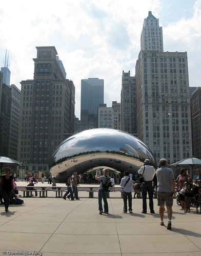 Chicago's Bean-1