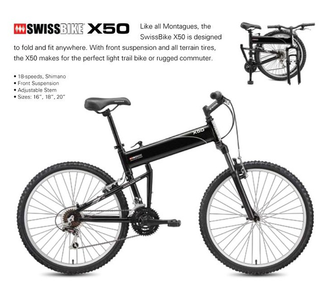Swissbike X50 specifications | Flickr - Photo Sharing!