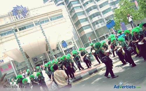 doubletree KL mob - Suria KLCC