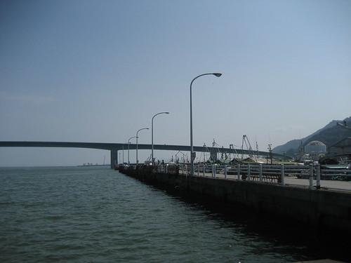 呉市 マリノ大橋 完成は 2012年!事業費はナント●●●億!