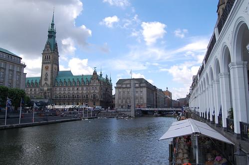Eurotrip 2010: Hamburg