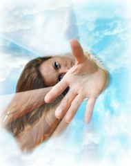 """soul realization"" 104/365 (zentrinity) Tags: peace consciousness picnik selfrealization unconditionallove selfawareness godrealization soulrealization"