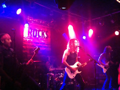 Jettblack @ On the Rocks