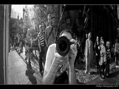 Edinburgh Festival Mirrored (Duthieboy) Tags: scotland blog edinburgh journal fringe photoblog edinburghfestival 2010 photojournal