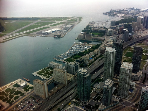 Top of the CN Tower