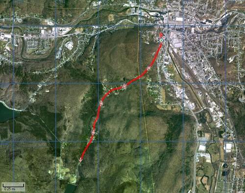 Mt Greylock 8-11-2010