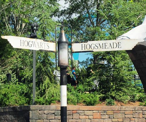 Hogwarts or Hogsmeade?