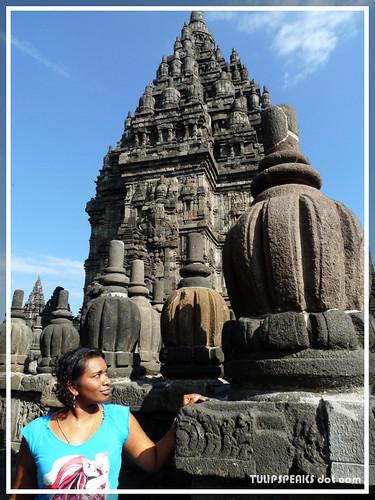 Me @ Prambanan