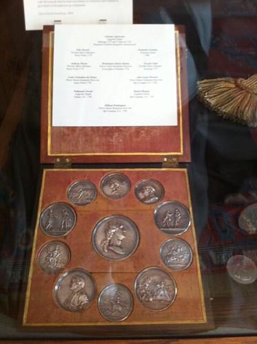Comitia Americana medal set