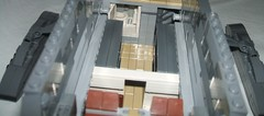 D3BHighblockClipper023 (Dragonov Brick Works) Tags: lego aircraft moc studless miniscale