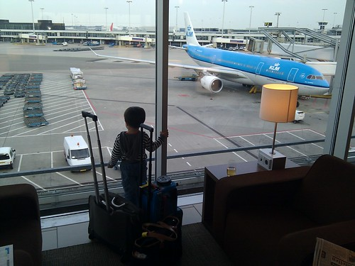 KLM luggage policy | Vancouvered Weblog