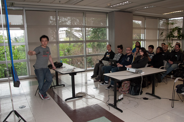 Dev in Sampa 2010 - Minha palestra