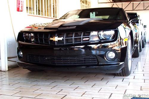 Carros Chevrolet Camaro
