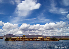 Isla en el Titicaca (Marcos GP) Tags: trip viaje lake peru titicaca lago peruvian puno gpsa photosandcalendar worldwidelandscapes purix marcosgp peopleenjoyingnature theoriginalgoldseal