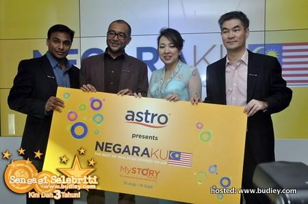 My Story Astro Launching