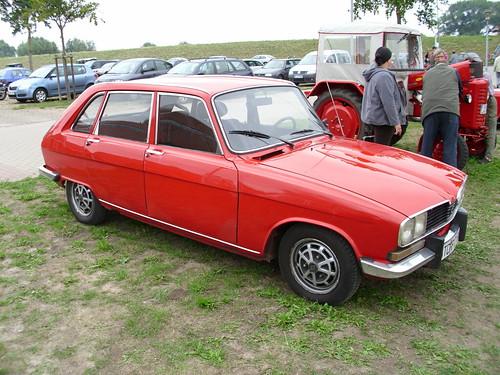 1973 Renault 16 Tx. Renault 16 TX -1- by Zappadong
