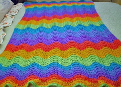 rainbow blanket finis 1