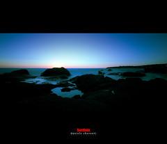 Sardinia_DSC3462 (Daniele Cherenti | DCphotography) Tags: sunset sea costa landscape tramonto mare blu silence rocce nero sigma1020mmhsm nikond300 dcphotography wwwdanielecherentiit fotografoportoscuso