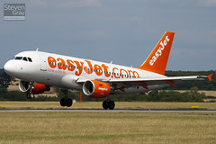 G-EZBC - 2866 - Easyjet - Airbus A319-111 - Luton - 100811 - Steven Gray - IMG_1292