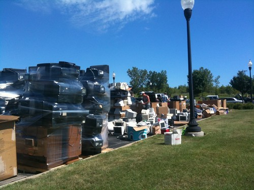 Electronics Recycling Algonquin, McHenry County Illinois