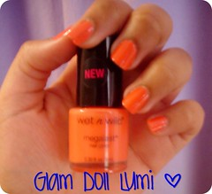 wet n' wild megalast nail color club havana