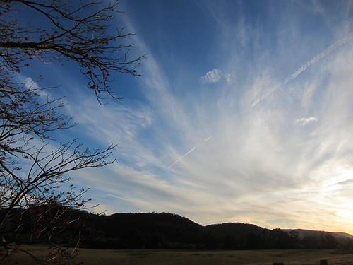 Bundanon skies