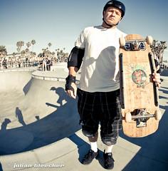 Sunday August 15 17:38 (JulianBleecker) Tags: california people sport losangeles unitedstates skateboarding skatepark skateboard northamerica venicebeach sk8 skateboarder 16mmf28 iso220 centerweightedaverage davidfowler veniceskatepark venicebeachskatepark secatf56 georgewilsonzpig