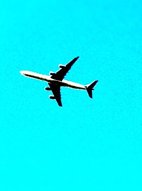 Processed Plane
