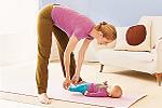 anneler için vücut sıkılaştırma