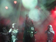 Last Tour to Endor: Hyperspace Hoopla - Darth Vader's Thriller (partyhare) Tags: fan starwars disney event disneyworld characters wdw waltdisneyworld dhs celebrationv disneyshollywoodstudios hyperspacehoopla lasttourtoendor