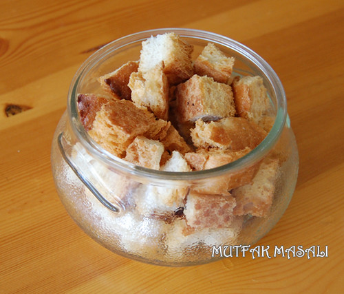 Bayat Ekmekleri Degerlendirmek