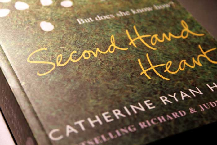 Catherine Ryan Hyde - Second Hand Heart