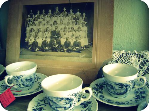 tea for twenty
