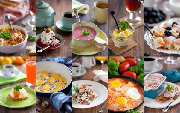 Project 10 breakfasts-Eggs