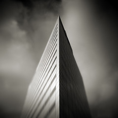 Zenith (Jeff Gaydash) Tags: longexposure blackandwhite abstract architecture nd110
