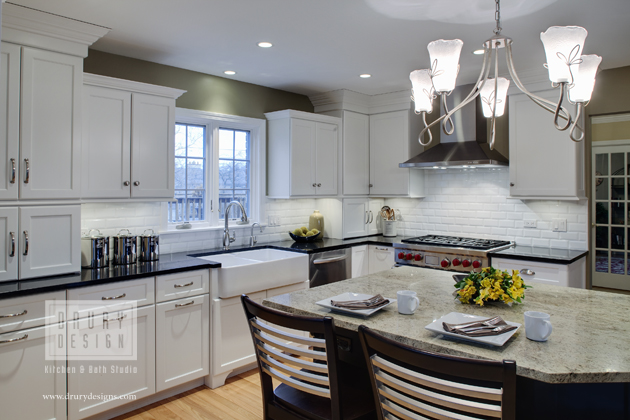 Transitional Kitchen Design Gallery - Award Winning Kitchen ...