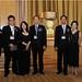 Dr Jae-Woo Lee with Honorees - Dae-Kyu Shin, Seok Woo Lee, Dong Hoon Park, Hong Geun Kim
