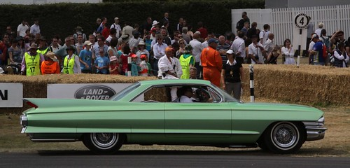 Jimmie Vaughan's 1961 Cadillac Coupe de Ville