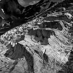 Feegletsche Glacier Ice Fall, Saas Fee